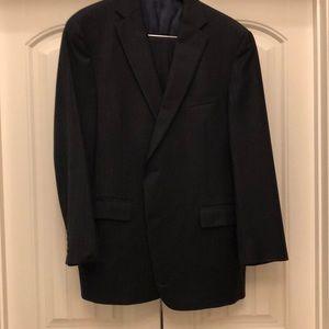 Hickey Freeman Suit - 44R